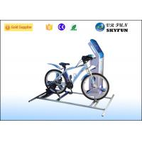 Wholesale Fashion 9D VR Bike Virtual Reality Motion Simulator For Indoor Amusement Park from china suppliers