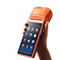 Buy cheap Sunmi V1s 5.5 Inch 3g Nfc Wifi Android 6.0 Barcode Scanner from wholesalers