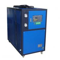 Industry R407c Packaged Air Cooled Chiller , Air Cooled Scroll Compressor Chiller Manufactures