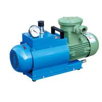 Buy cheap WXF-8 anti-explosive oilless rotary vane vacuum pump from wholesalers