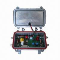 Buy cheap 1-way Trunk Distribution Amplifier with 860MHz Pand 30dB Forward Gain from wholesalers