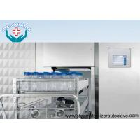Buy cheap With Validation Port Program Pharmaceutical Autoclave For Sterilizing Ampoule Injection from wholesalers