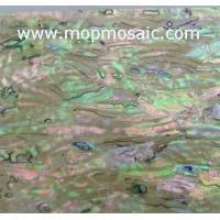 Buy cheap New zealand yellow paua shell paper product