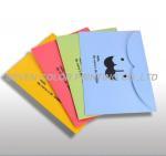 Buy cheap Printed paper file folder, customized Paper file folder, Paper File Folder with Pocket from wholesalers