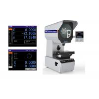 China High Resolution Optical Comparator Optical Profile Projector Ø300mm Color Screen on sale