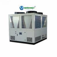 Buy cheap Air Cooled Water Chiller Unit 150kw Cooling Screw Chiller For PET PVC Line Extruder Machine from wholesalers