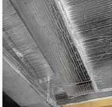 Buy cheap thermal insulation for roof /basement/attic good quality aluminum foil product