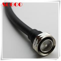 Buy cheap Flexible Custom RF Cable Assemblies , Jumper Cable Assembly With 7/16 DIN Male Connectors from wholesalers