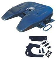 Trailer and truck 5th wheel hitch plate semi trailer parts saddleseat
