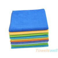 Buy cheap Microfiber Plyester Warp Knitted Cloth Lint Free, Ultra Soft, Streak Free, from wholesalers