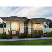 Buy cheap Portable Galvanized Steel Prefabricated Houses For Temporary Classroom from wholesalers