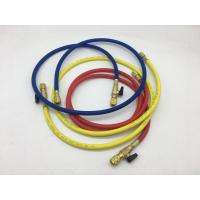 Buy cheap R410/R32 Refrigerant Charging Hose with ball valve fitting for Manifold Gauge from wholesalers
