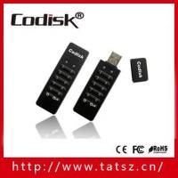 Buy cheap push button hardware encrypted usb from wholesalers