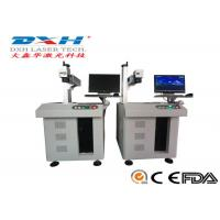 Buy cheap 3KW 3D Fiber Laser Marking Machine , 3D Printer Laser Engraving Machine  For Pens from wholesalers