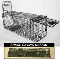 Buy cheap Folding Live Trap Cage with Release Door from wholesalers