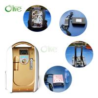 Wholesale Intelligent Portable Car Oxygen Concentrator Adjustable Flow Sustained Oxygen Supply, from china suppliers
