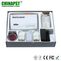 Buy cheap 2014 Cheapest 6 Wireless & 4 Wired Zones GSM Security house alarm systems wireless (PST-GA0604) from wholesalers