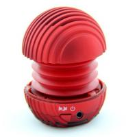 Buy cheap small bass box FM radio mini speaker with SD clot from wholesalers