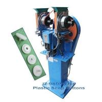 Wholesale Automatic Snap Fastening Machine (JZ-989NS for Plastic Snap Buttons) from china suppliers