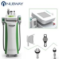 Buy cheap cryolipolysis weight reduction machines cryolipolysis vacuum cavitation vacuum rf cryolipolysis machine from wholesalers