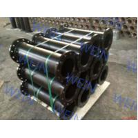 Buy cheap Special Coating Double Flanged Ductile Iron Pipe Weld Type DN80 - 2000mm product