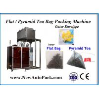 Buy cheap Bag filling machine manufacturers usa for chai tea from wholesalers