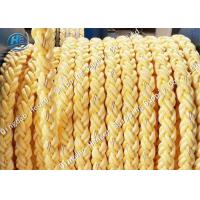 Buy cheap Nylon PP Polyester Powerful Polypropylene Mooring Rope For Fishing Boat from wholesalers