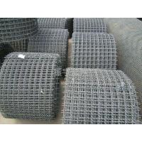 Buy cheap Industrial Stainless Steel Crimped Wire Netting With Hot Dipped Galvanized from wholesalers