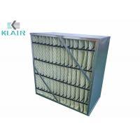 Wholesale Rigid Cell HVAC Air Filters Synthetic Medium Efficiency For Commercial from china suppliers