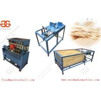 Wholesale High effiency and quality bamboo skewers making machine supplier in China from china suppliers