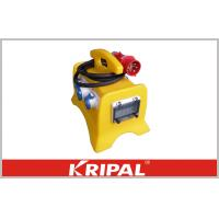 Buy cheap Yellow MCB RCD Electric Distribution Box Mobile Industrial Socket Box from wholesalers
