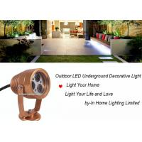 Wholesale 12V Outdoor LED Garden Light Aluminum 9W IP67 Waterproof  RGB Garden Spot Lights from china suppliers
