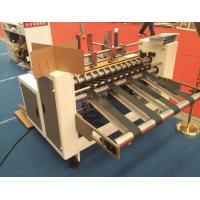 Buy cheap Automatic Corrugated Carton Making Machine / Carton Box Partition Slotting from wholesalers