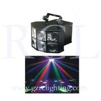 Buy cheap 4pcs * 3W RGBW LEDs Shell Lamp LED Stage Disco Lights from wholesalers