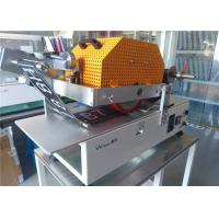 Buy cheap high efficiency automatic plate machine price number plate machine Silica gel from wholesalers