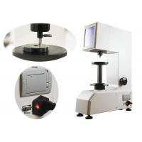 Buy cheap Bench Top Touch Screen Digital Rockwell Hardness Testing Machine with Rockwell product