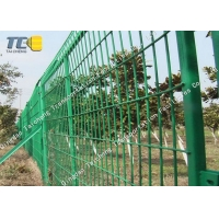 Buy cheap Light Weight Welded Mesh Fencing Isolation Pier Guardrail Weather Resistance from wholesalers