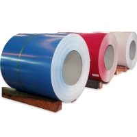 Buy cheap CGCC,CGCH,G550,DX51D,DX52D,DX53D Hot sale PPGI/PPGL Color coated steel coil for industry from wholesalers