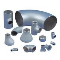 Buy cheap SCH80 4 Elbow Alloy Butt Welding Fittings A234WP5 A234WP9 ASME B16.9 from wholesalers