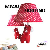 Buy cheap MASO Cartoon Animal Table Light Resin Material Deer Lamp E14 Base LED replacable MS-T3011 from wholesalers
