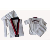 Buy cheap Taekwondo Uniform, Martial Arts Uniform, Karate Uniform, Judo Uniform from wholesalers