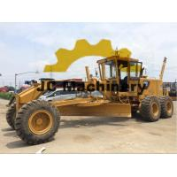 Buy cheap Road Maintainance Used Motor Graders CAT 14G With CAT Engine 44 Km/H from wholesalers