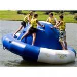 Buy cheap 0.90mm PVC Tarpaulin Inflatable Water Park Saturn Rocker for Lake/ Seashore YHWS-010 from wholesalers