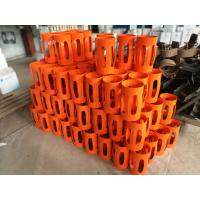 Buy cheap Hard Elastic Spring Casing Centralizer , Simple Structure Casing Accessories from wholesalers