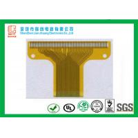 Buy cheap LCD Flexible Printed circuit board 2 layer 20um Immersion silver from wholesalers