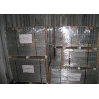 Buy cheap Construction 2 X 2 Welded Wire Mesh Panels Security For Commercial Grounds from wholesalers
