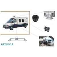 "Buy cheap 1/3"" Sony CCD 360 Degree Rotation Armed Escort Vehicle Security Camera System from wholesalers"