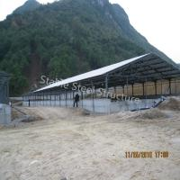 Buy cheap Structural Steel Poultry House for Pig or Goat Barns with high standard quality from wholesalers