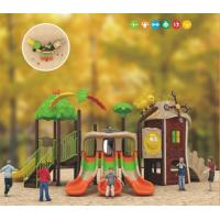 Buy cheap big set childrens outdoor play area nursery playground equipment from wholesalers
