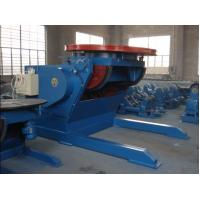 Buy cheap 5 Tons Loading Capacity with Tilting and Revolving Welding Positioner , Foot Pedal Tilting Rotation Arc Welding Table from wholesalers